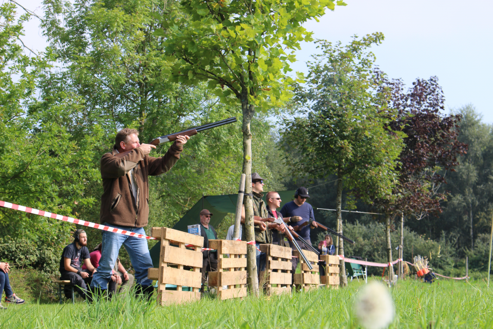 Clayshooting 2017